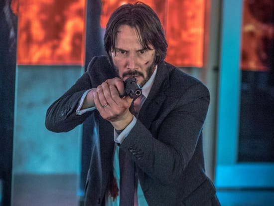 John Wick Suffers Extreme Workplace Rage, Psychologist Says