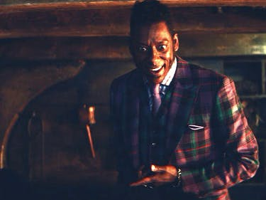 Orlando Jones narrates the African American experience in 'America nGods'