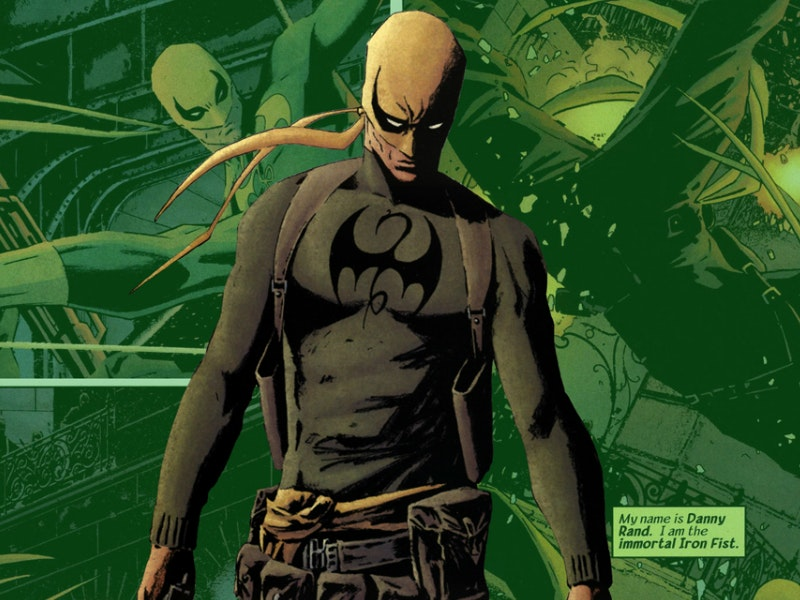 New 'Iron Fist' Comic Will Sadistically Mess With the Hero