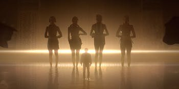 'All the Stars' by Kendrick Lamar ft. SZA