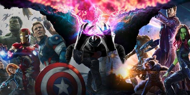 Legion Marvel Avengers