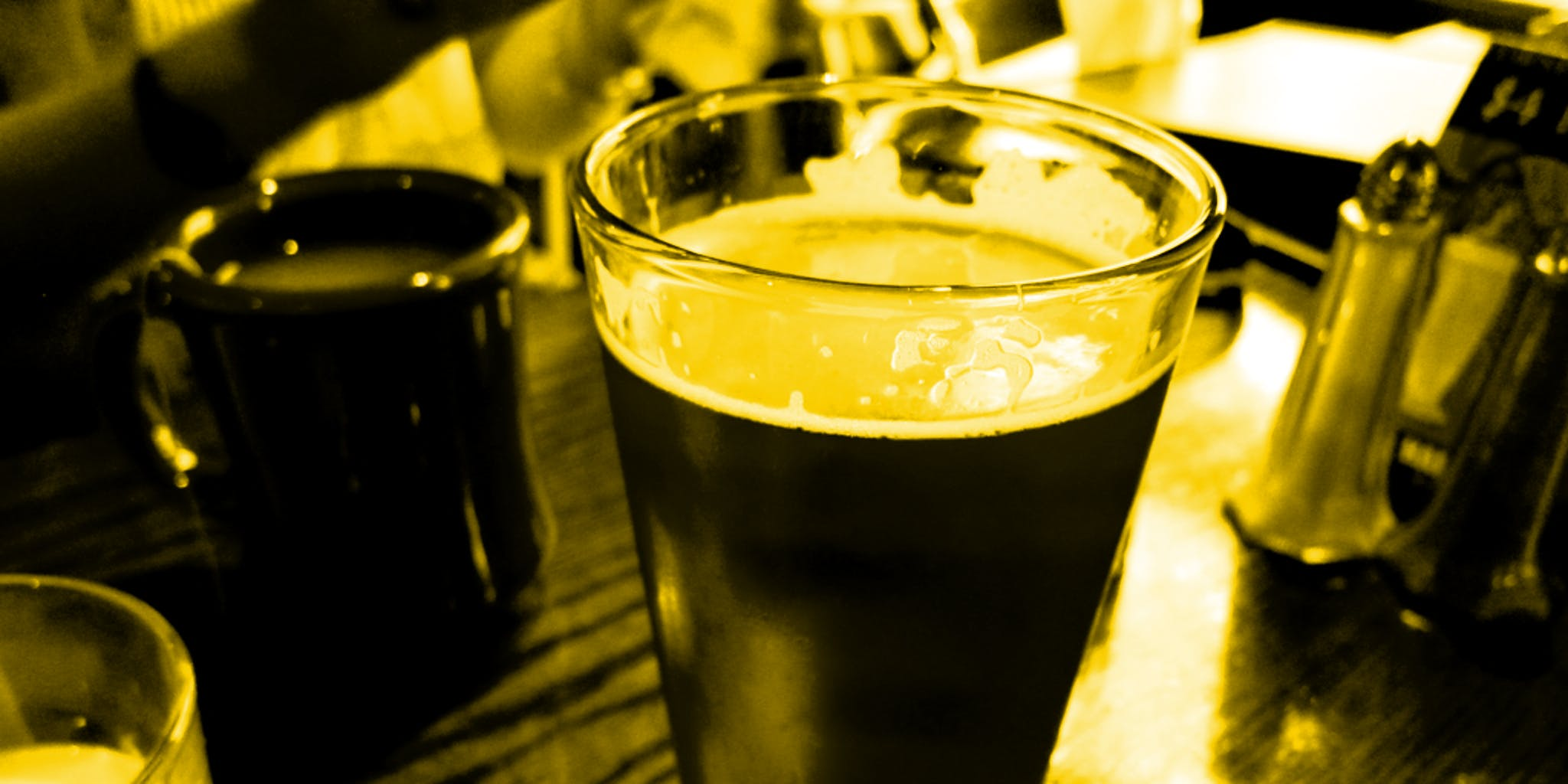 Beer, front