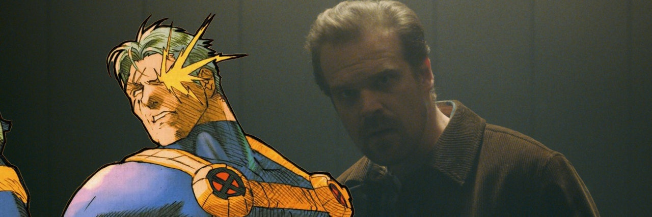 Stranger Things Cable