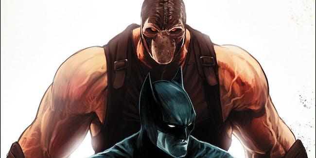 Batman Bane Tom King
