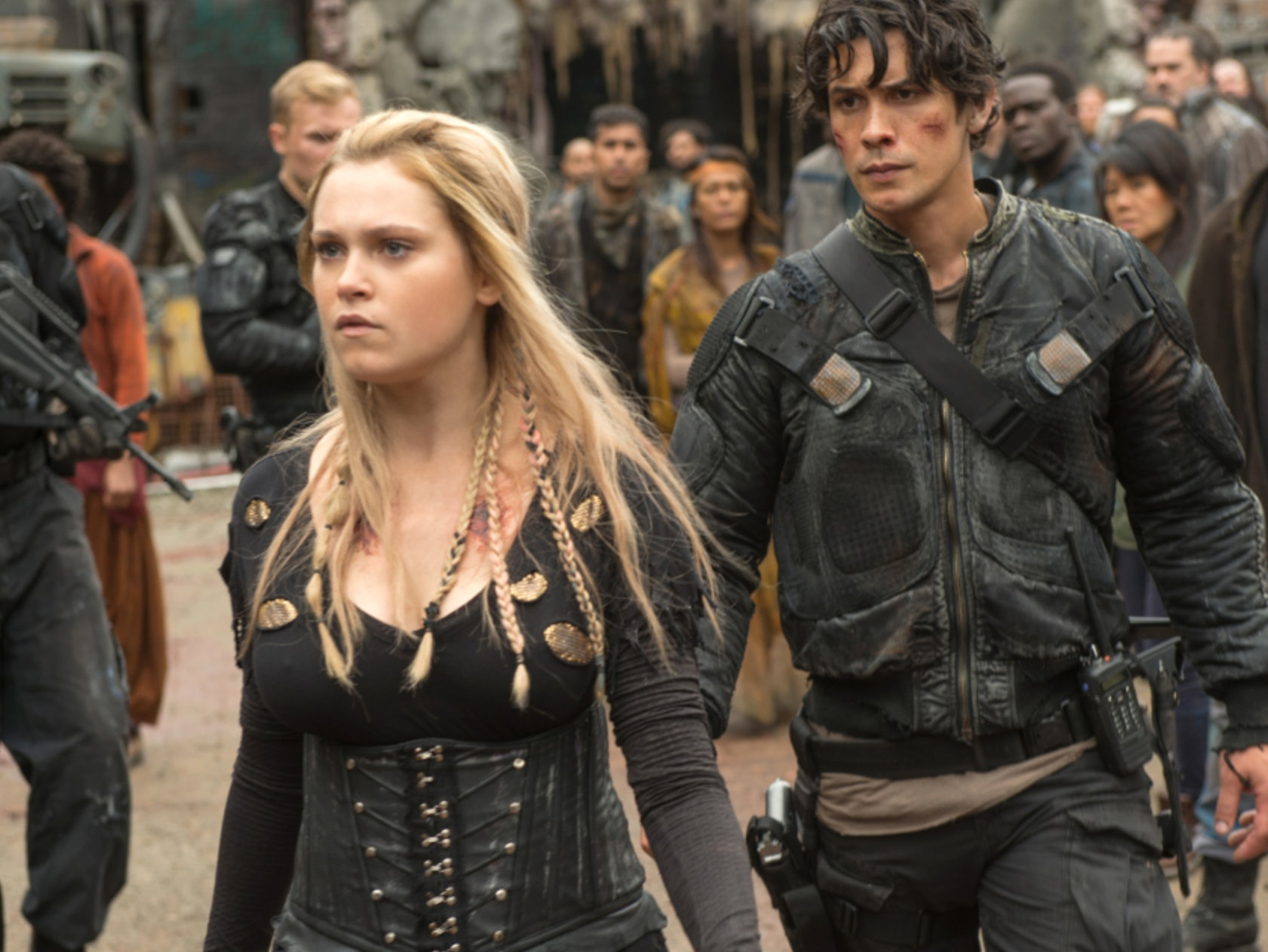 Everything You Need to Know Before 'The 100' Season 4
