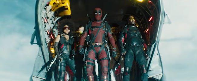 Deadpool 2 Shatterstar Terry Crews