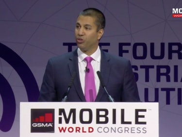 New FCC Chair: We Will Develop 5G With a 'Light Touch'
