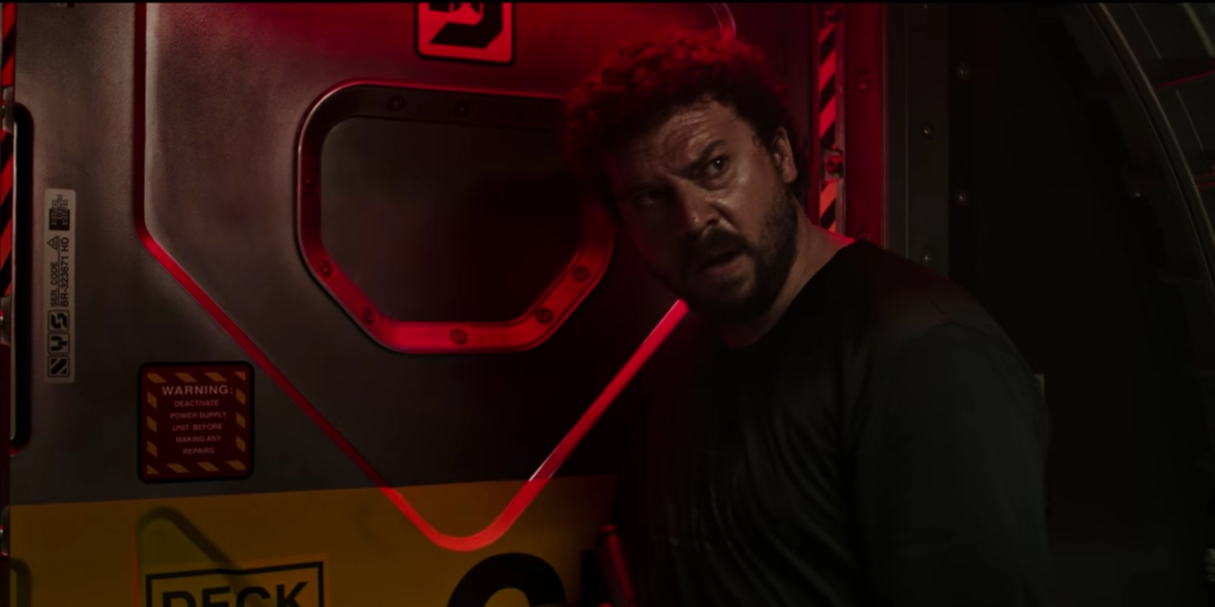 Danny McBride says his parents are proud of him for finally starring in a real movie.
