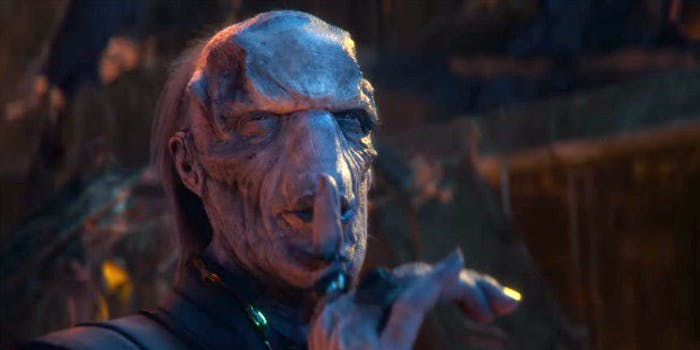 "Ebony Maw might be the most interesting member of ""The Black Order."""