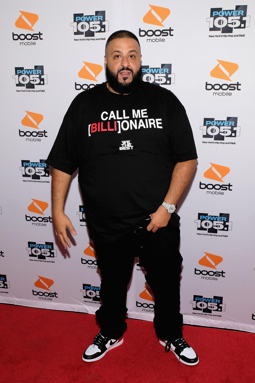 DJ Khaled: Definitely sexy.