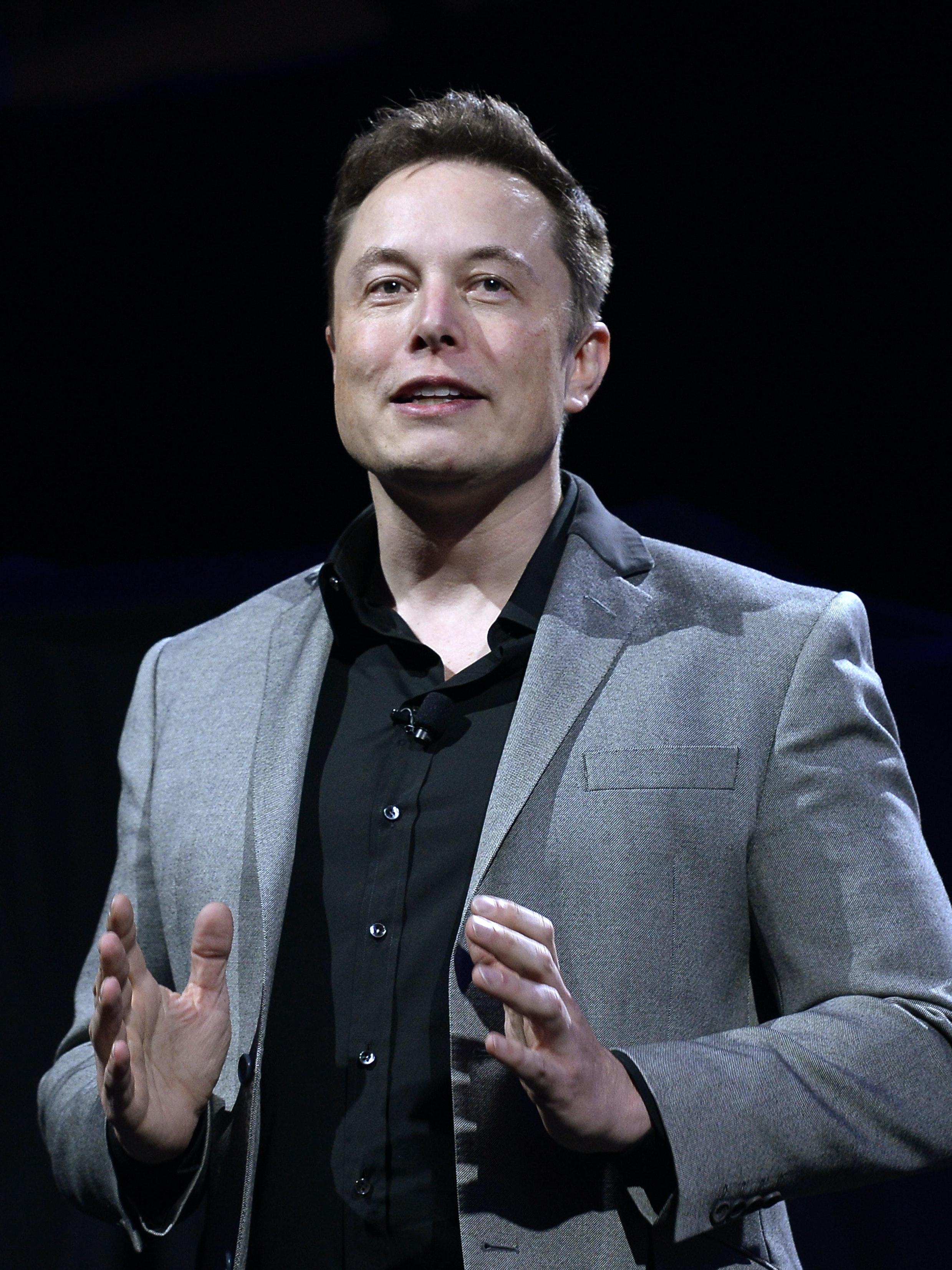 Here's a recap of Elon Musk's crazy 2015
