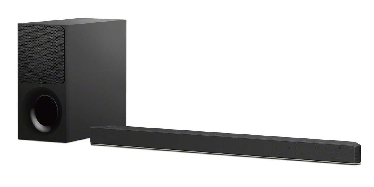 Sony X9000F 2.1ch Sound bar with Dolby Atmos and Wireless Subwoofer (HT-X9000F)