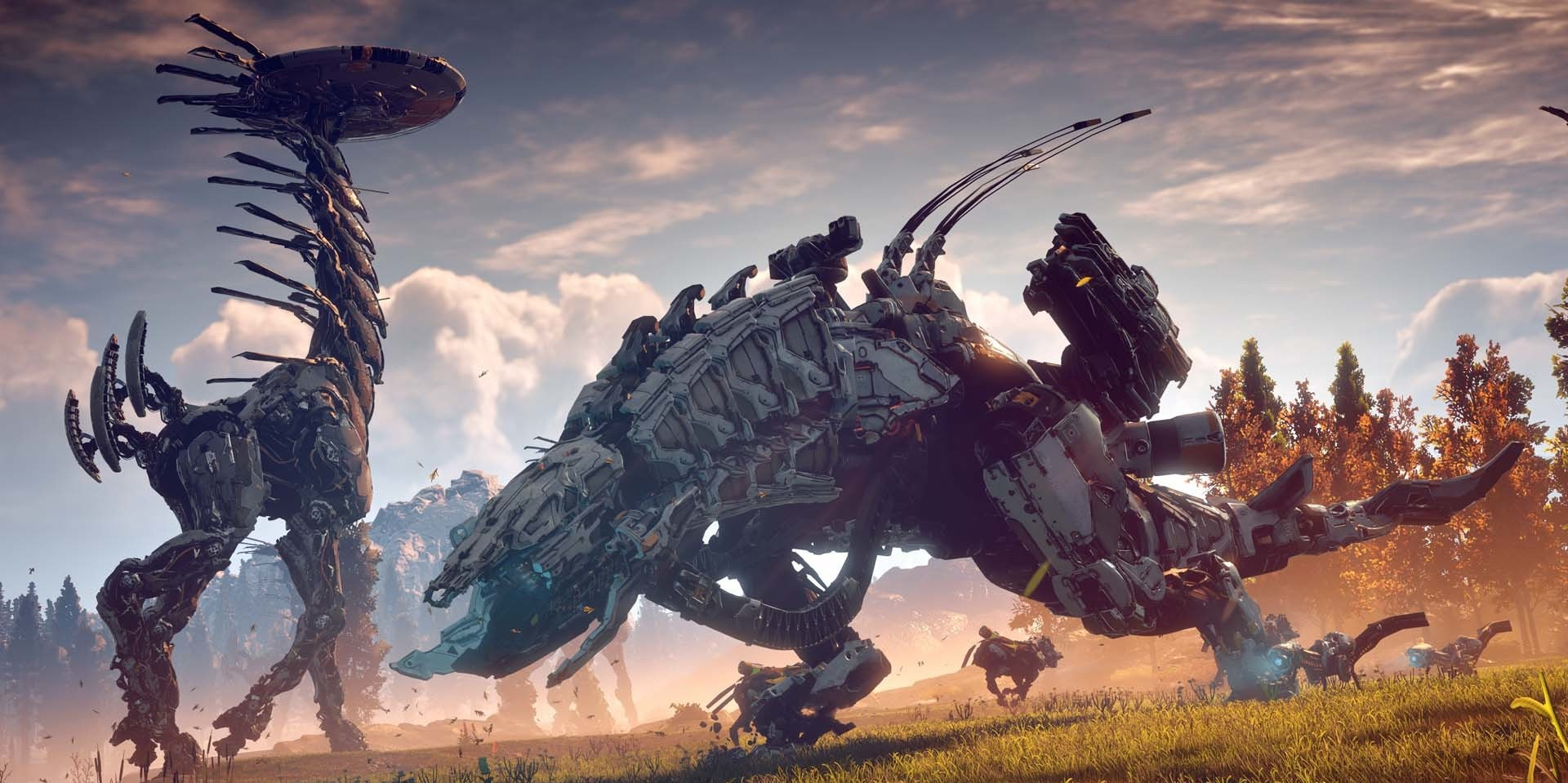 'Horizon Zero Dawn'