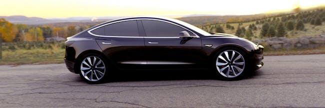 Elon Musk's Tesla Model 3 is starting production February 20.