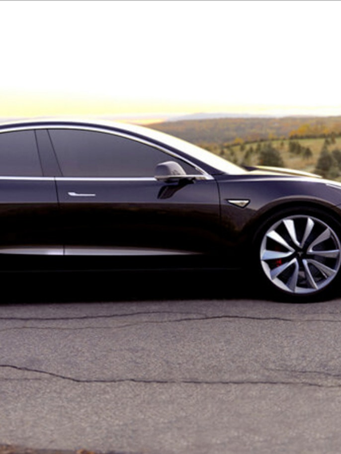 Elon Musk's Tesla Model 3 is starting production February 20.