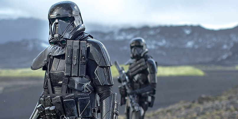 Death Troopers Can Only Talk to Each Other in 'Rogue One'