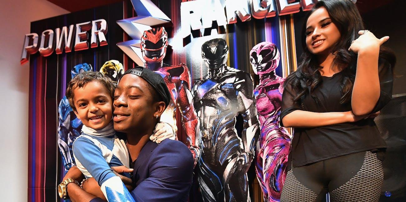 Power Rangers RJ Cyler