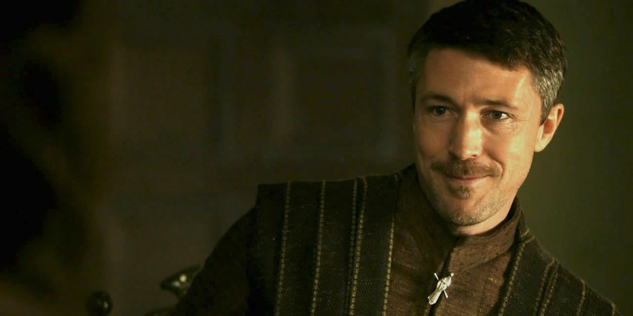 Littlefinger's not the only one with some schemes.