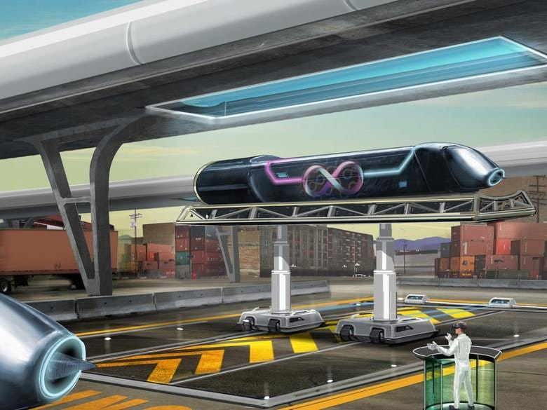 Transportation Secretary: Hyperloop Might Not Debut in the U.S.