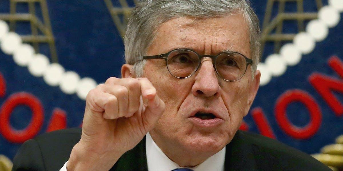Tom Wheeler argues for Net Neutrality in 2015