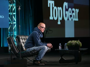 'Top Gear' Host Chris Evans Quits After One Season on the Show