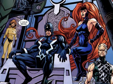 After All This, Marvel Is Turning 'Inhumans' Into a TV Show