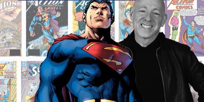 DC Superman Costume