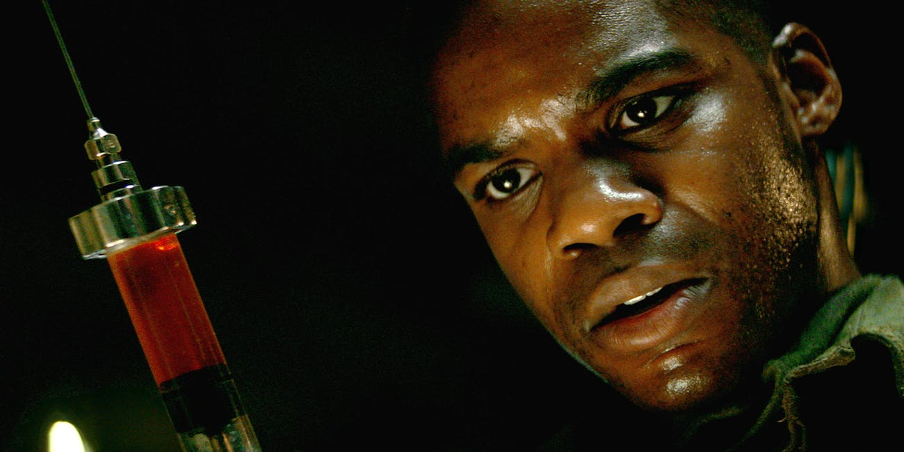 'Overlord' Jovan Adepo