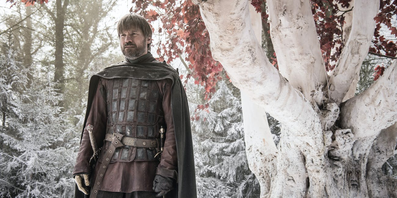 Game of Thrones Season 8 Jaime Winterfell
