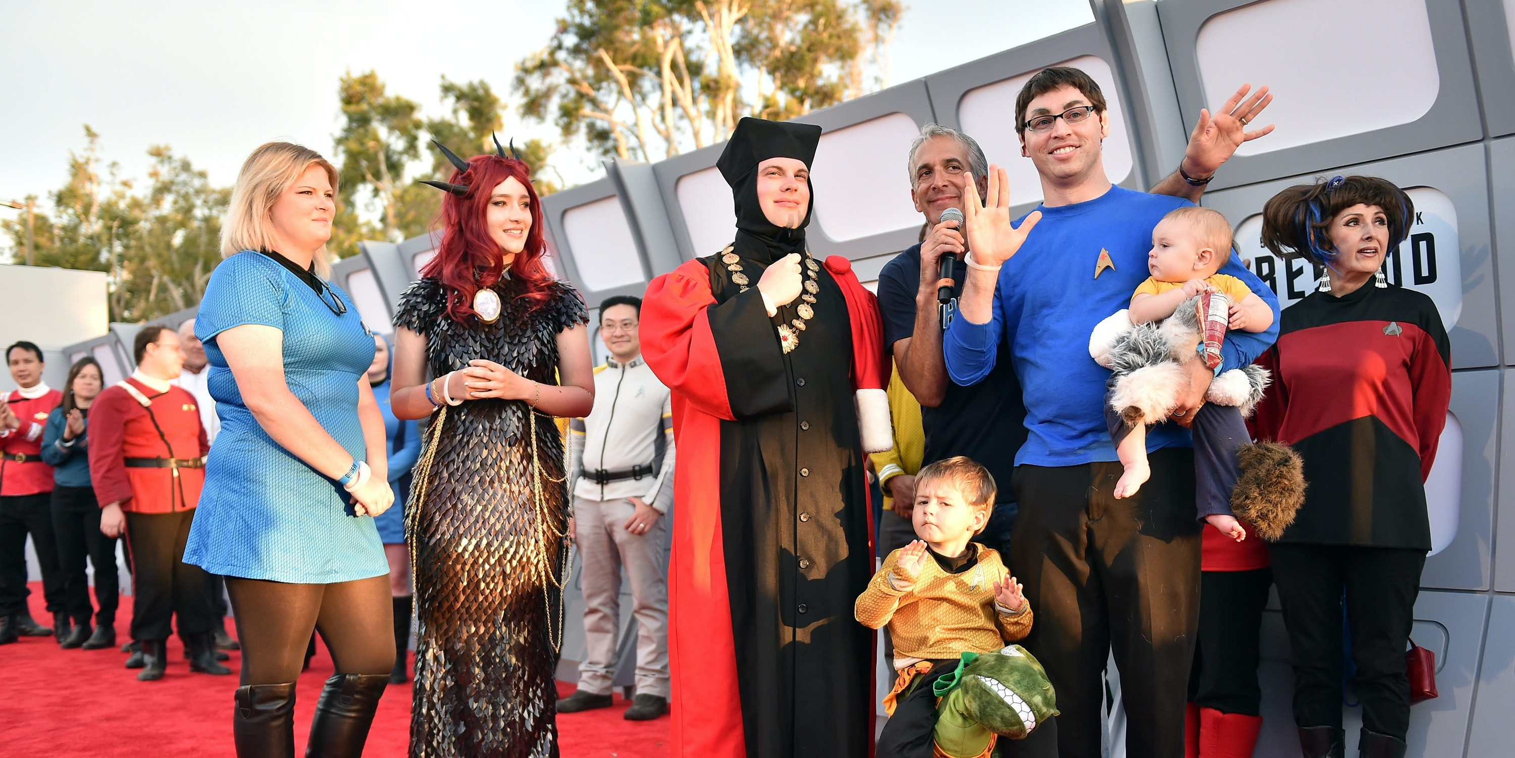 The Best Ways to Celebrate the 50th Birthday of 'Star Trek'