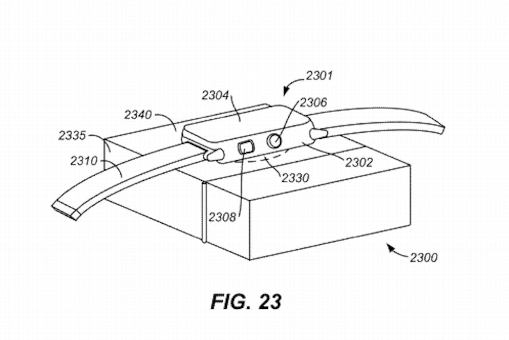 apple airpods 2 charging case patent