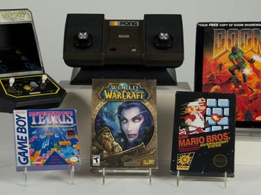 The First Class of the Video Game Hall of Fame Were the Most Deserving