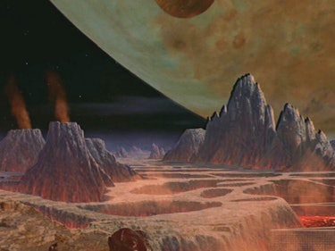 TRAPPIST-1f Looks a Lot like Vulcan From the First 'Star Trek' Movie