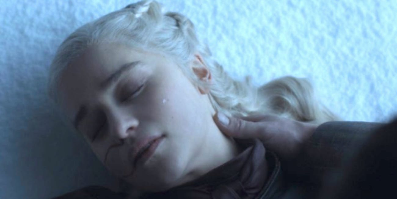 daenerys dead game of thrones finale easter eggs kinvara