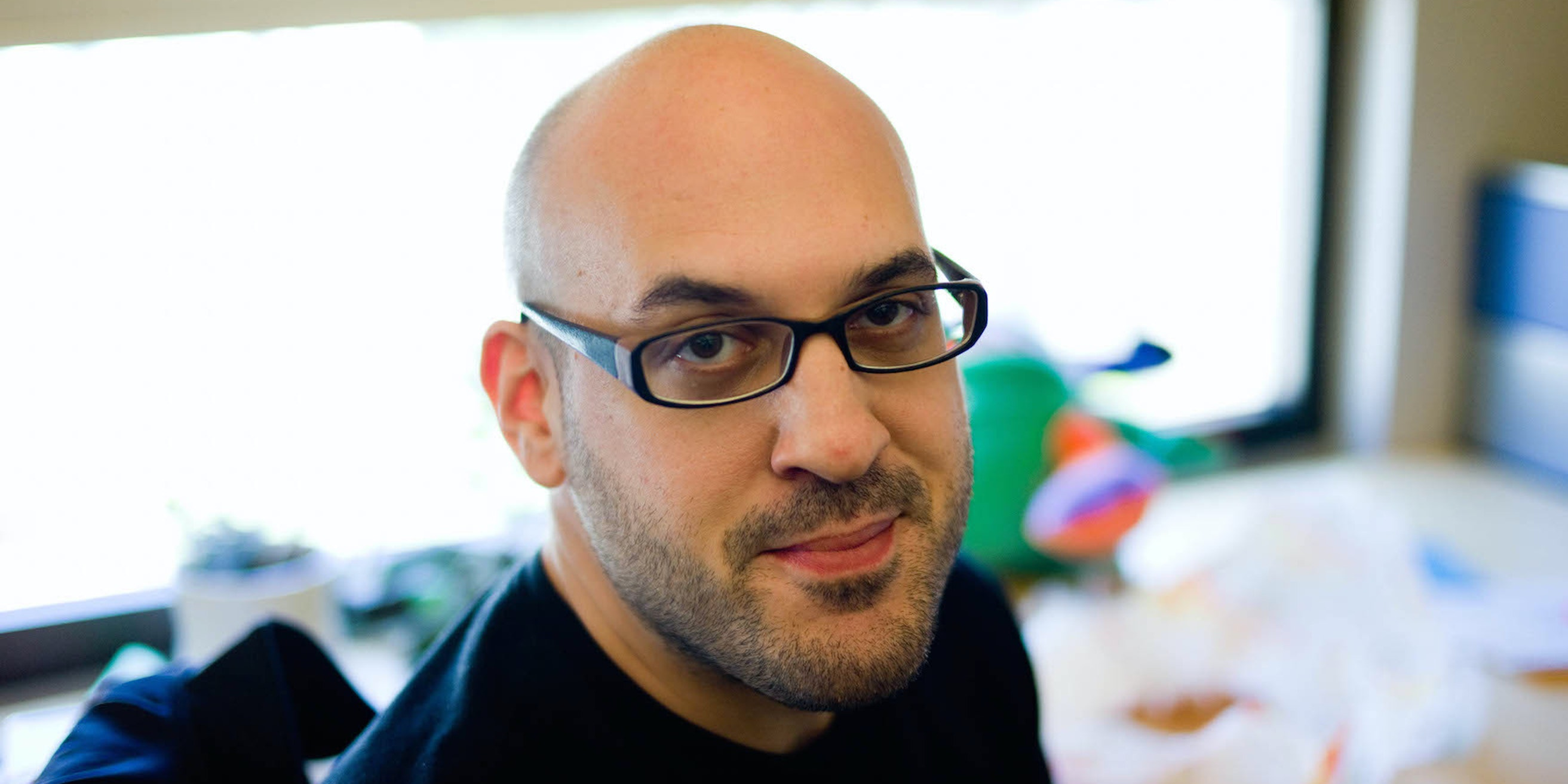 White House Digital Chief Jason Goldman Ignores Matthew Keys Question