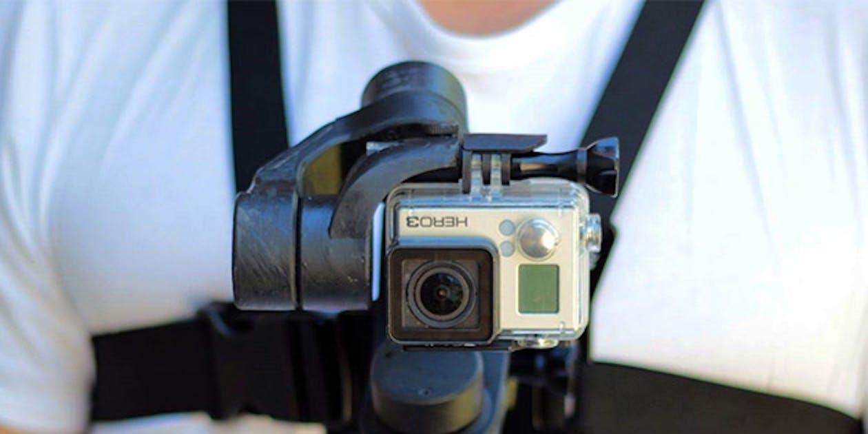 Slick Smart GoPro® Stabilizer Gimbal