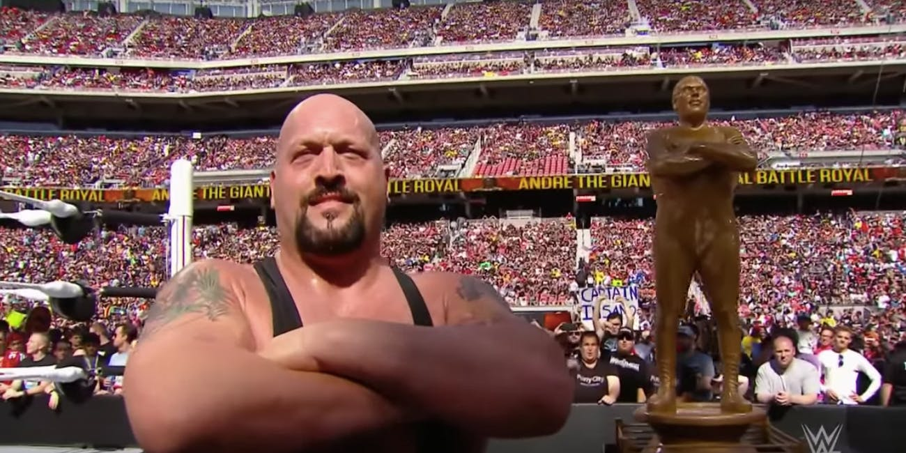 The Big Show WWE Netflix