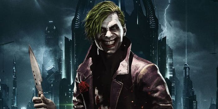 How is The Joker back if he died in the first game?