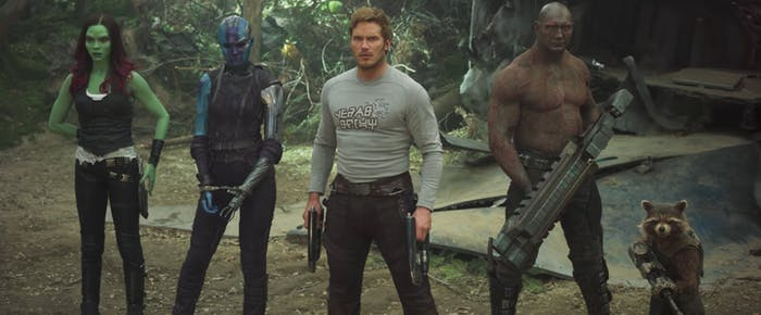 Guardians of the Galaxy Star Lord cosplay