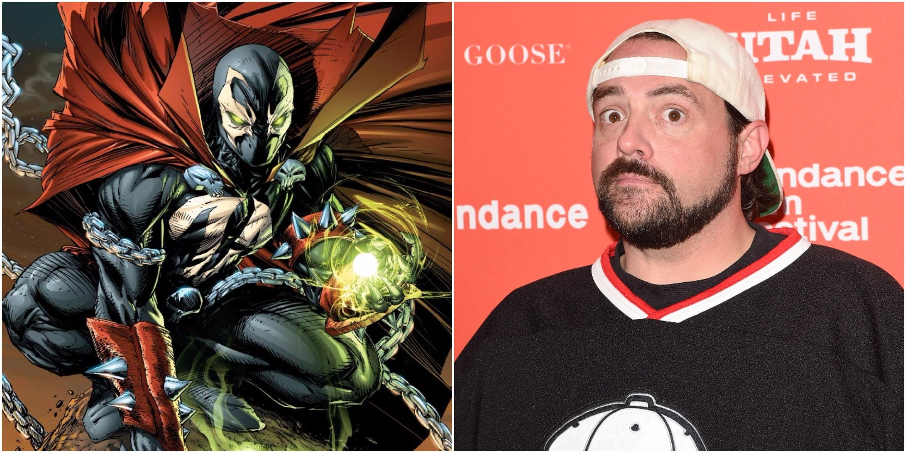 Kevin Smith is making a Spawn spin-off series for BBC.