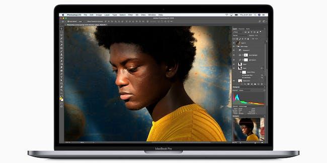 MacBook Pro new model