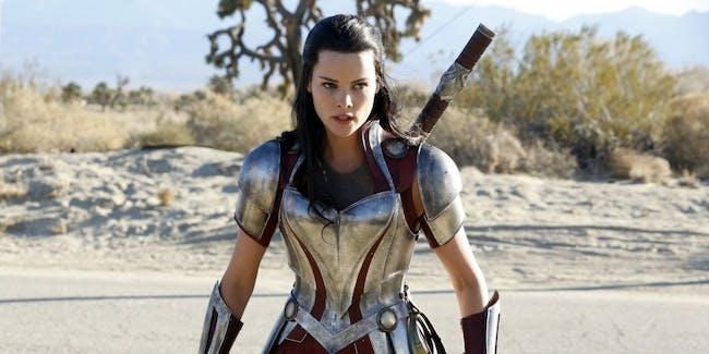 Thor Ragnarok Lady Sif