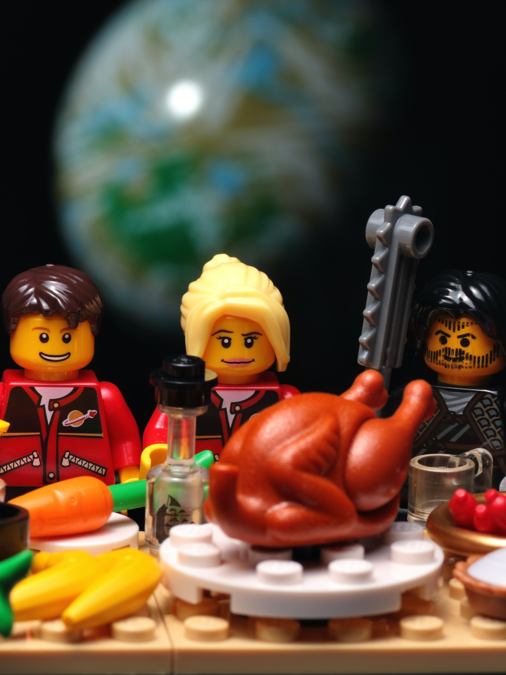 Why Astronauts Eat Irradiated Turkey Covered In Hot Sauce