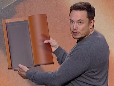 Tesla Solar Roof Tiles Are So Popular They're Sold Out Until 2018