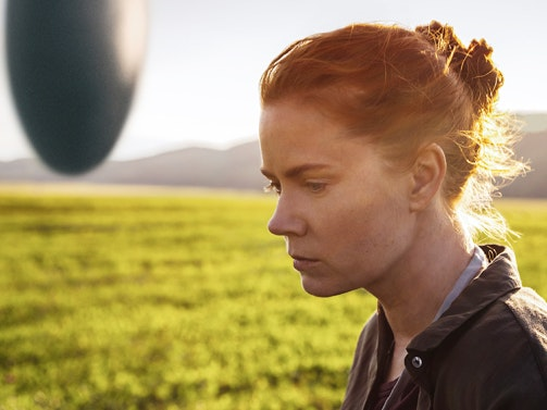 "Early Reviews Say 'Arrival' Is ""Dreamy, Freaky, and Audacious"""