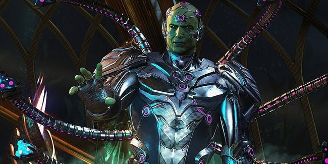 DC Injustice Brainiac