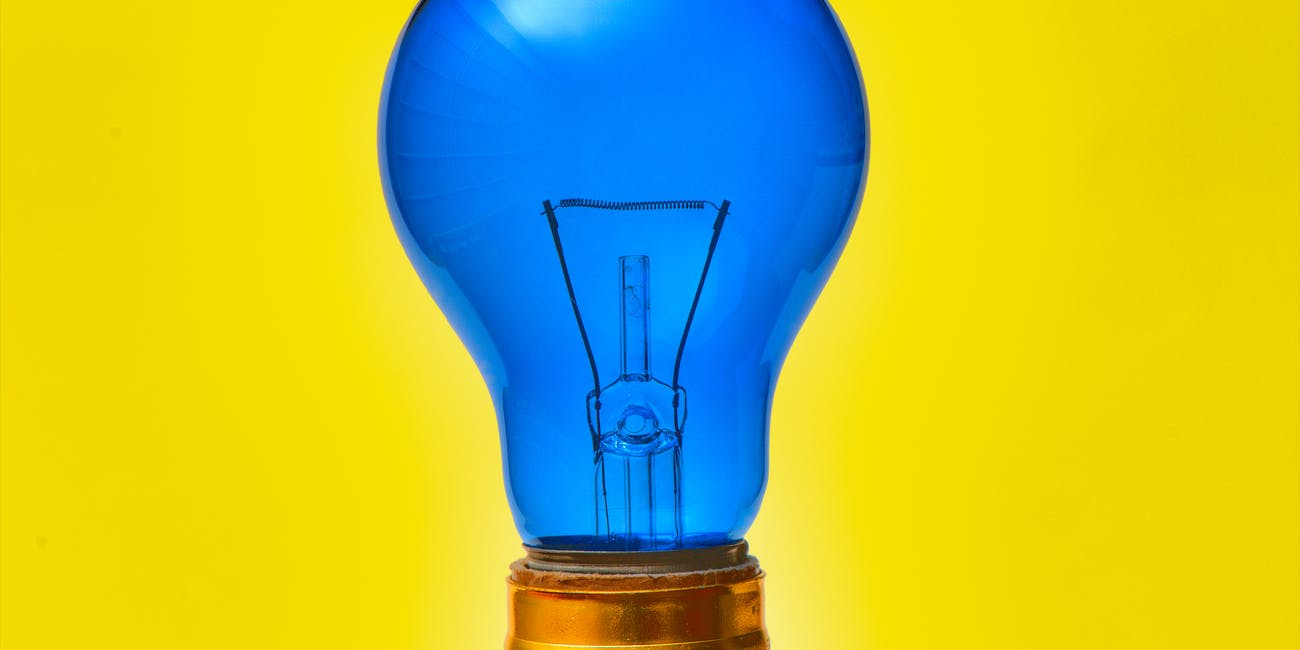 Blue light is part of the normal spectrum but it wreaks havoc on skin and eyes