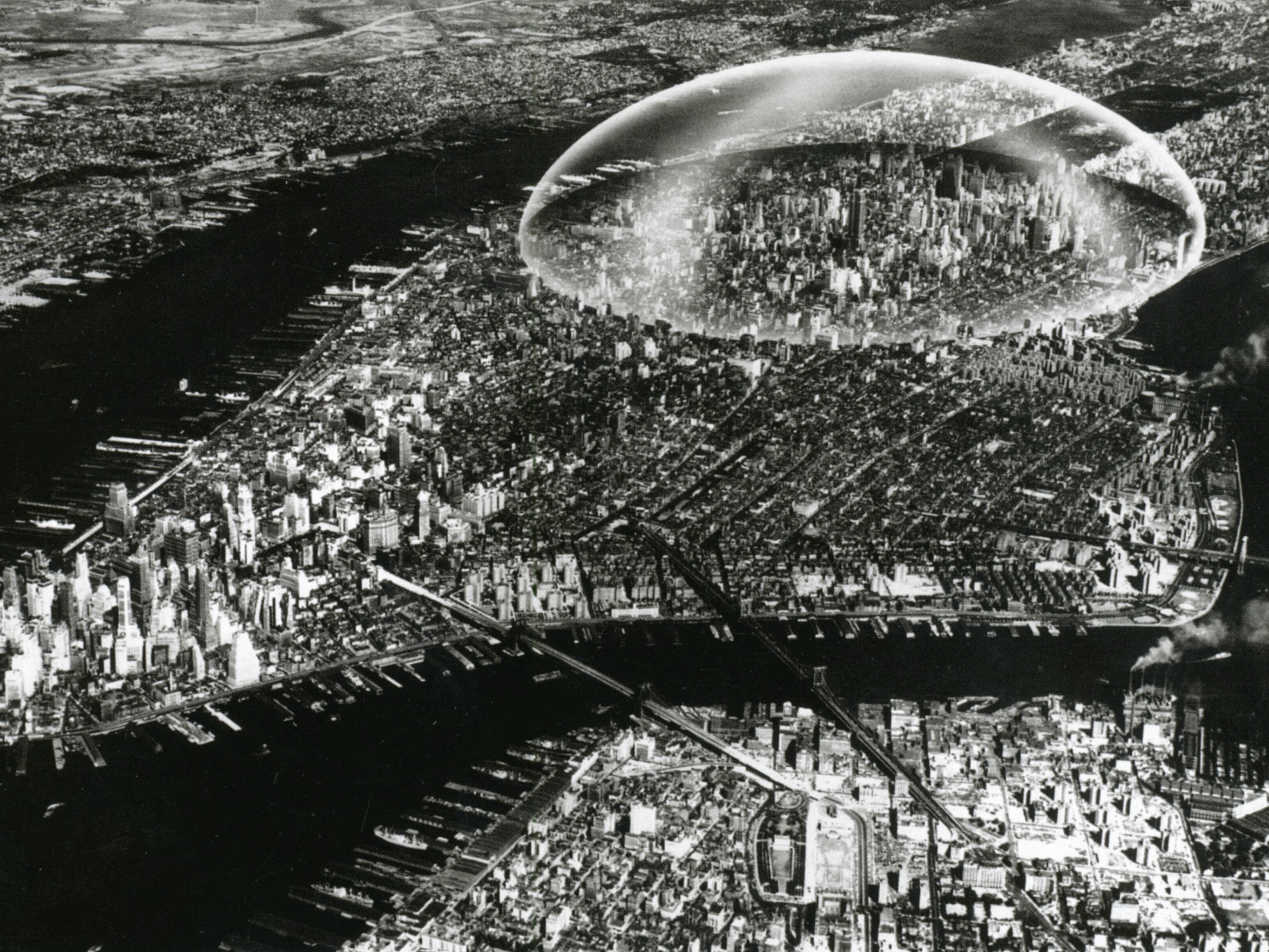 The Domed City Is Dead on Arrival and, Sorry Buckminster Fuller, Was Always Dumb