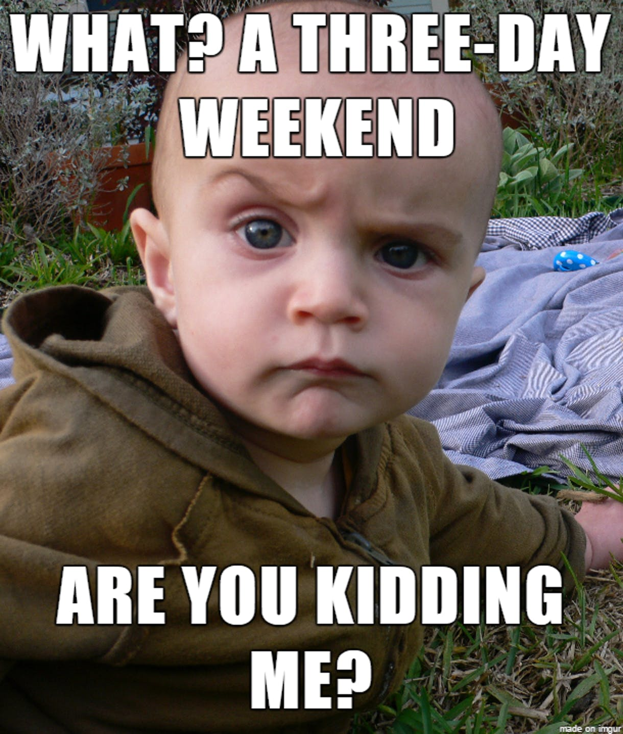The Best 3 Day Weekend Memes Inverse