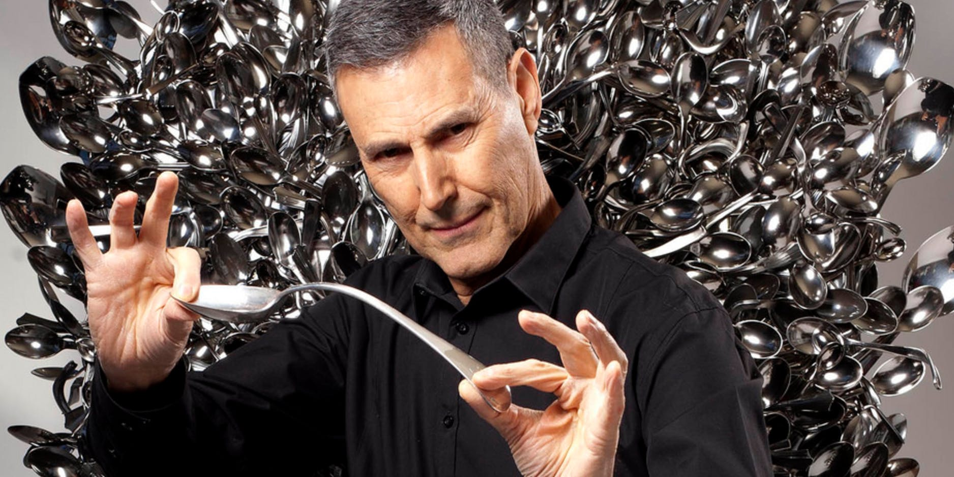 Uri Geller was believed to have paranormal powers by the CIA.